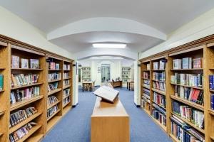 York Prep Library